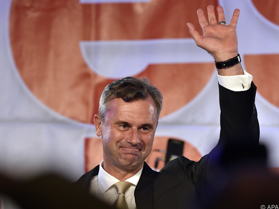 Hofer will als Präsident nicht gegen Tschechien auftreten