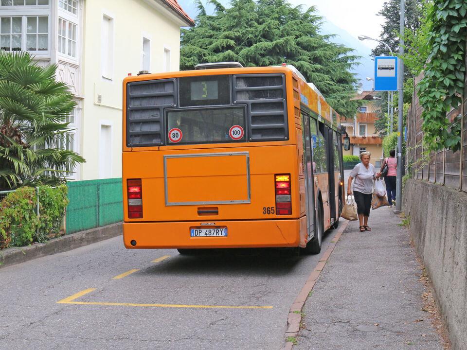 SASA Bus Meran