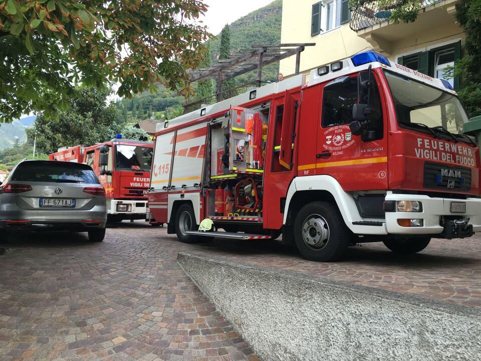 Freiwillige Feuerwehr Bozen