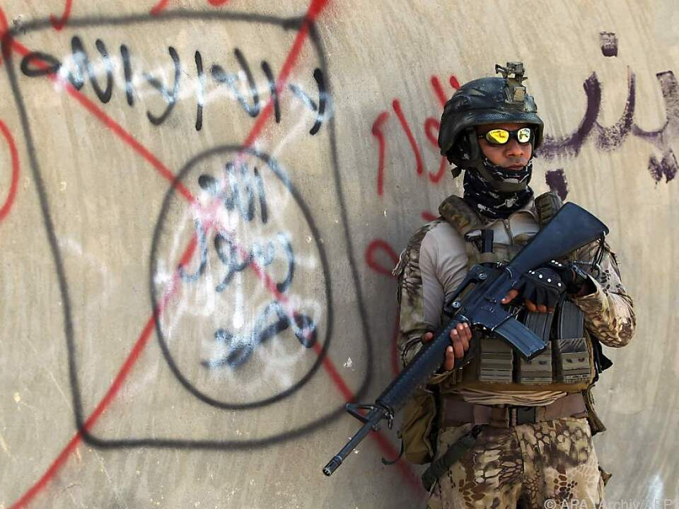 Irakische Truppen befreiten Kayara Ende August