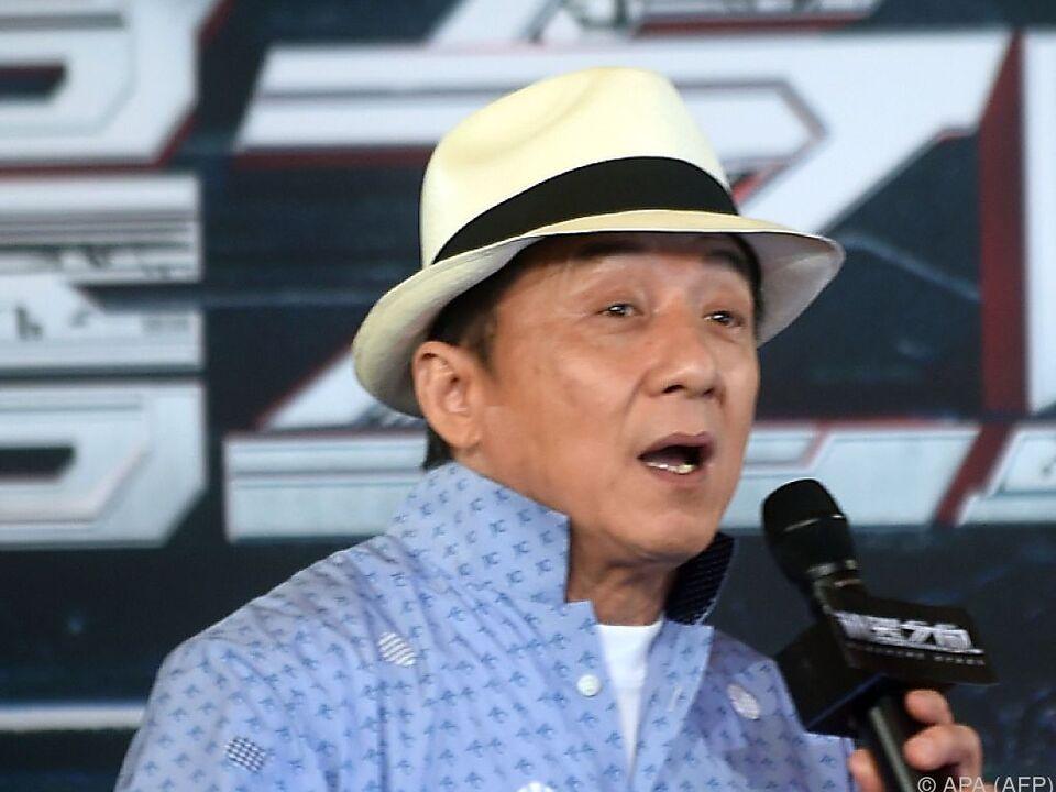 Jackie Chan erhält einen Oscar für sein Lebenswerk