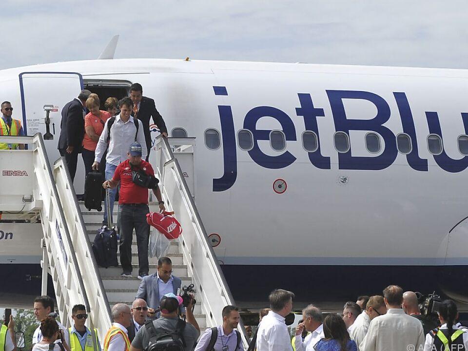 JetBlue hat sich bisher nicht entschuldigt