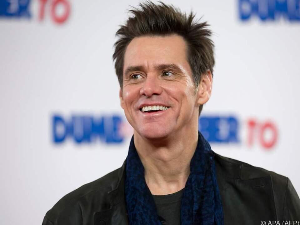 Jim Carrey streitet die Vorwürfe ab