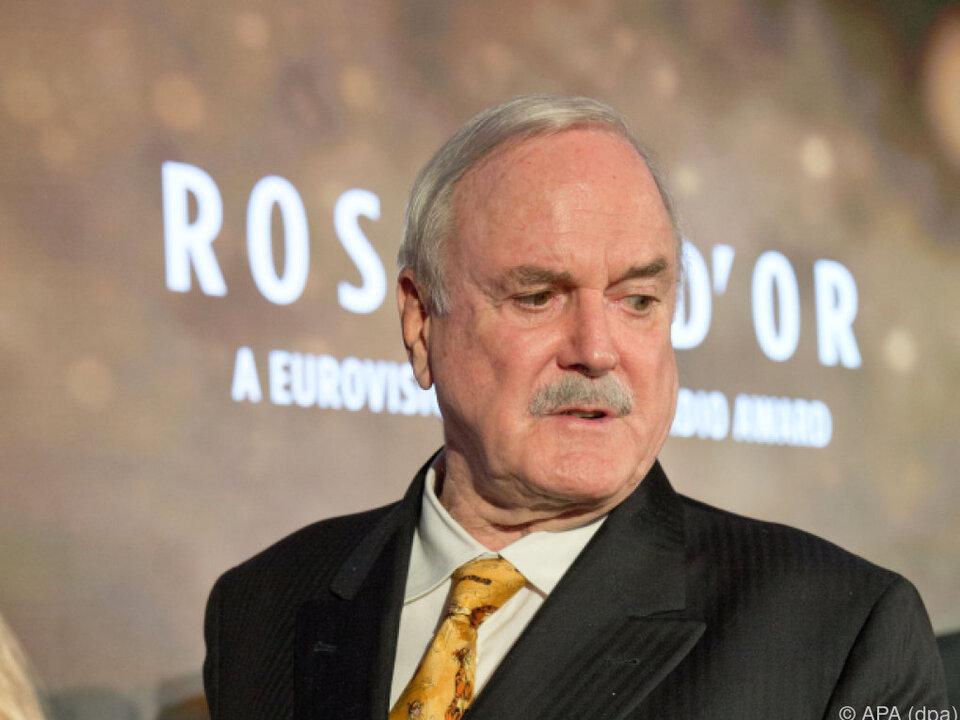 John Cleese erhielt Rose d\'Or für sein Lebenswerk