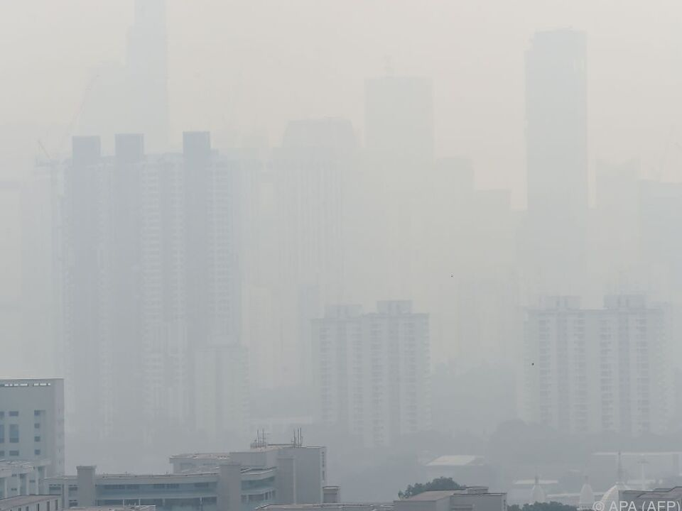 Kein Nebel sonder Smog