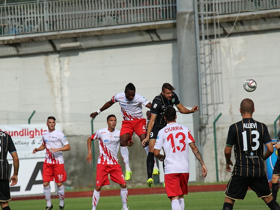 KENNET OBODO FC Südtirol