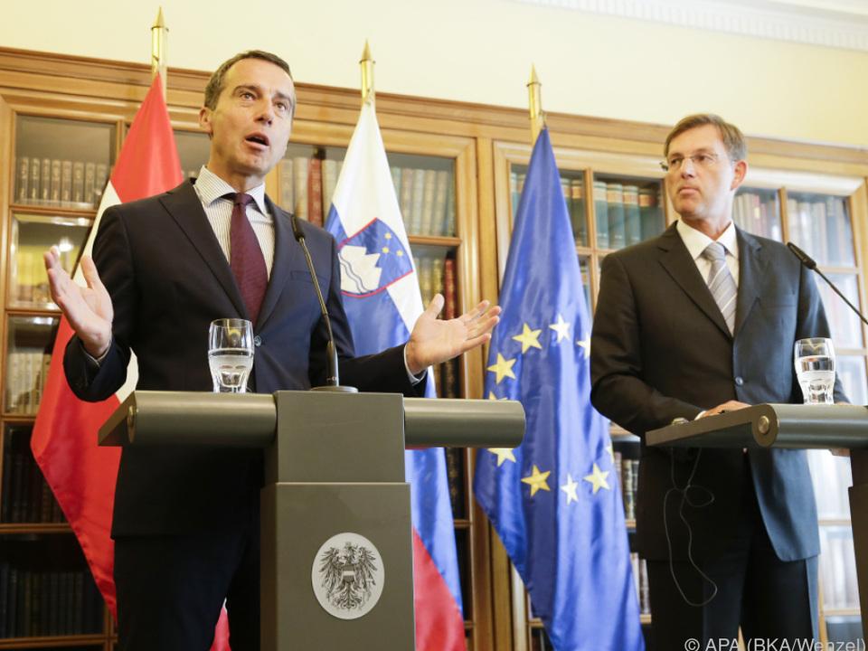 Kern gern gesehener Gast in Slowenien