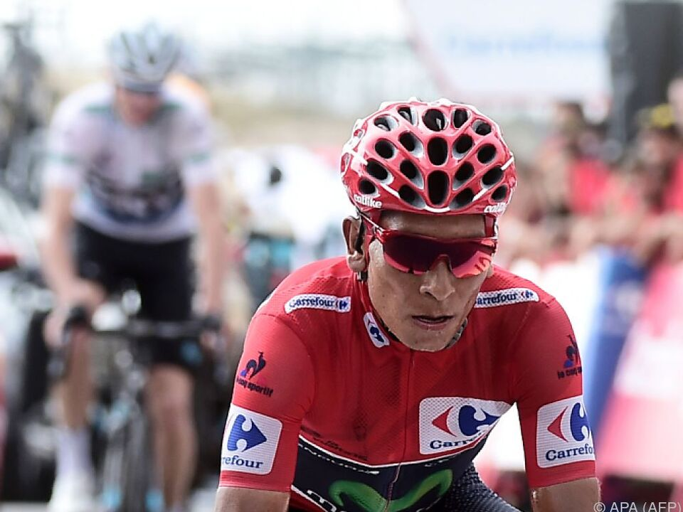 Kolumbianer könnte Vuelta gewinnen