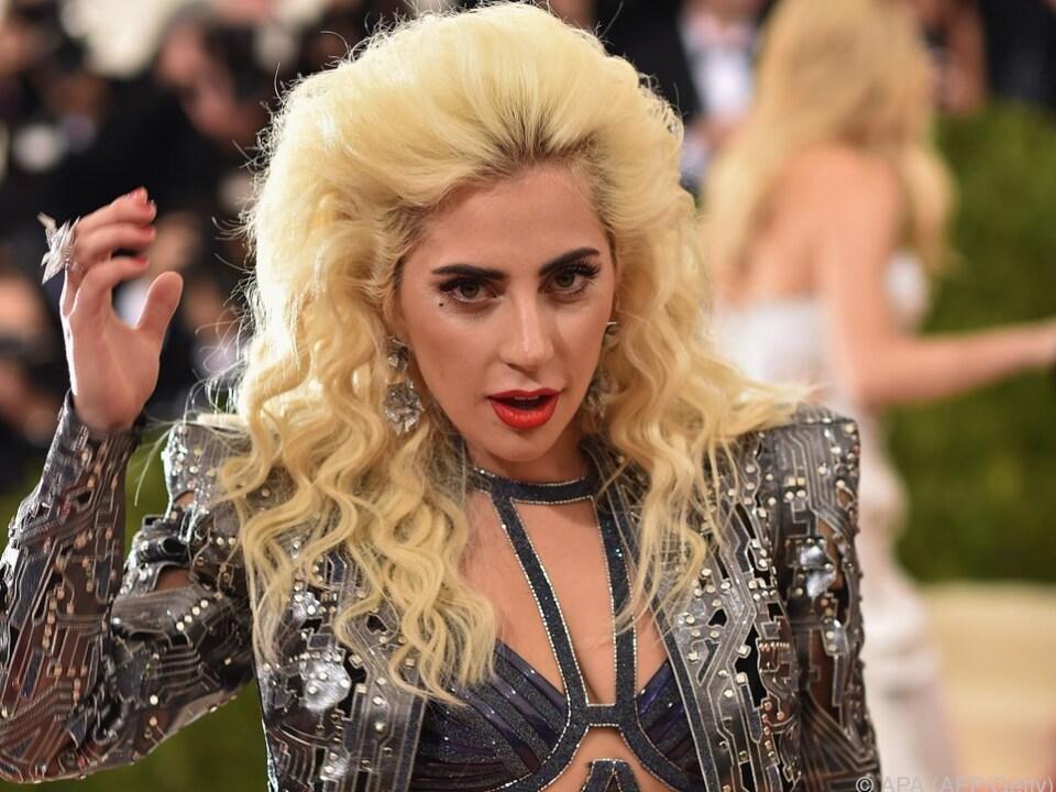 Lady Gaga kann nicht mehr unerkannt vor die Türe treten