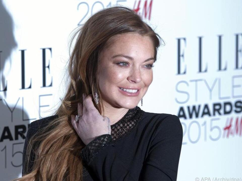 Lindsay Lohan kann gegen das Urteil Berufung einlegen