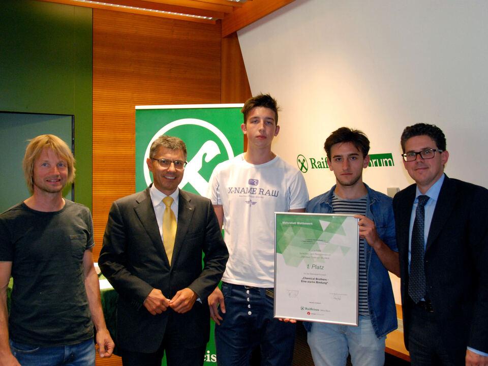 Maturaball Wettbewerb_Raiffeisenverband Südtirol