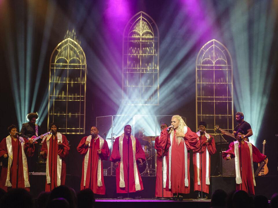 Meraner Musikwochen-Sweet Soul Gospel Revue