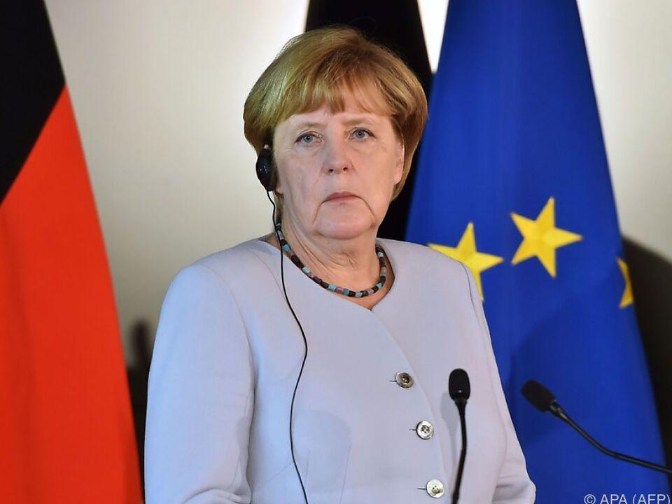 Merkel machte eine klare Ansage ihrer Pläne für die kommenden Monate