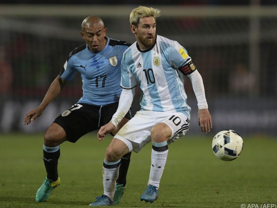 Messi erzielte das Goldtor