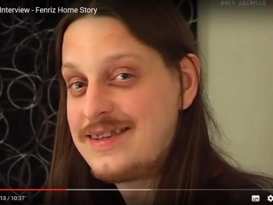 Metal Musiker Fenris-youtube
