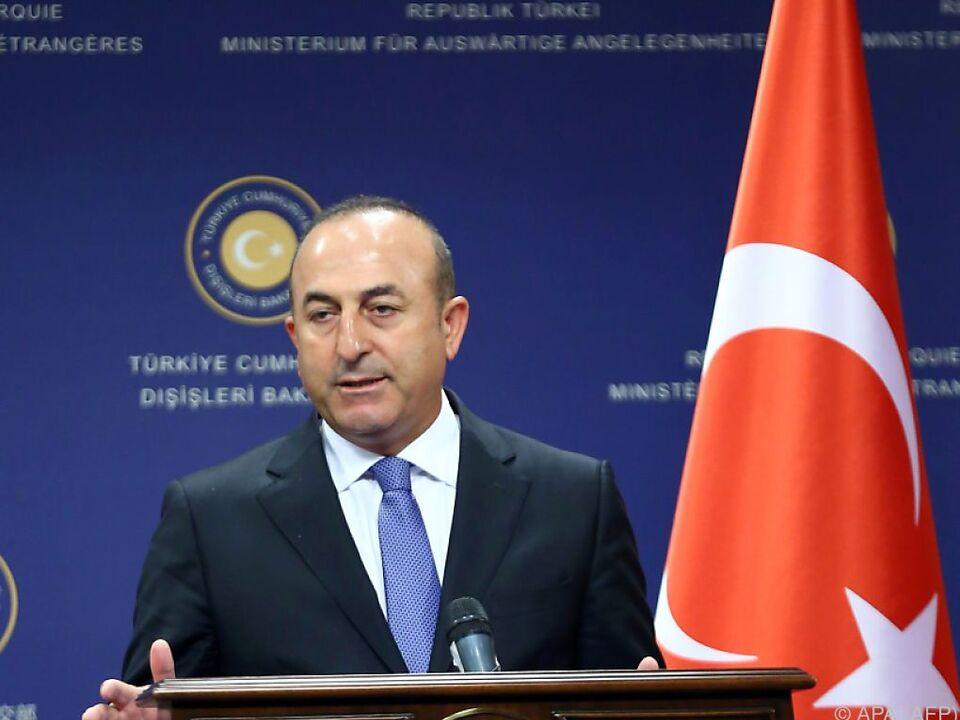 Nach Cavusoglu-Drohgebärden nun Lockerung der Forderungen