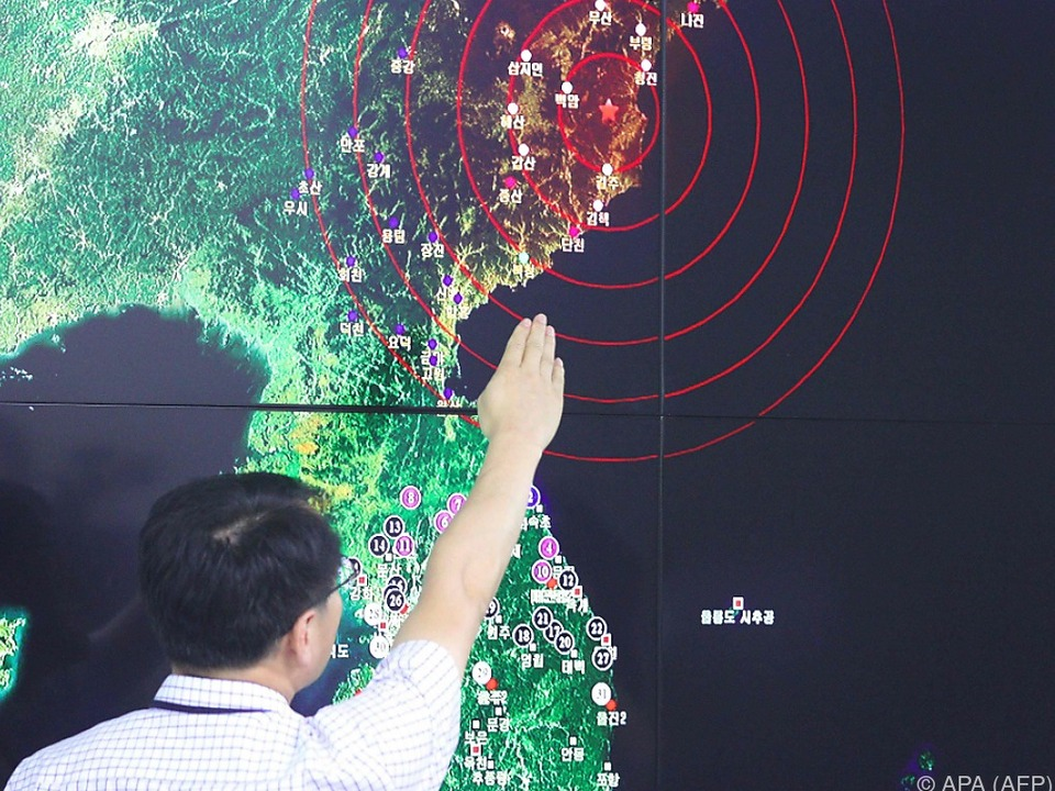 Neuerlicher Raketentest Nordkoreas sorgt für Ärger