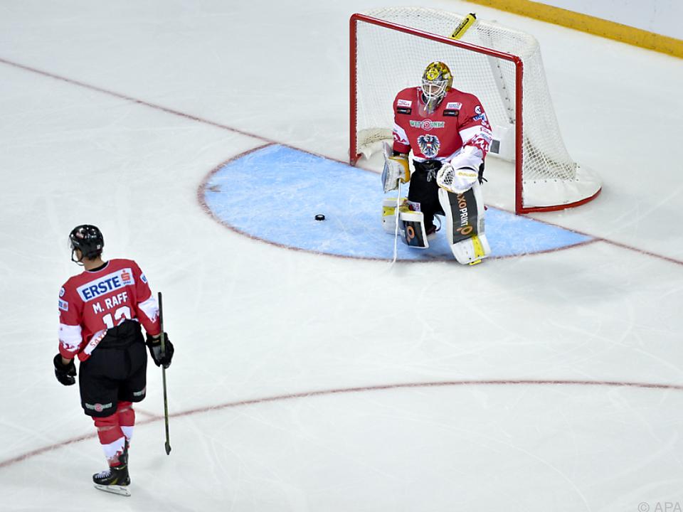 Österreich kassierte die höchste Niederlage gegen die Letten bisher