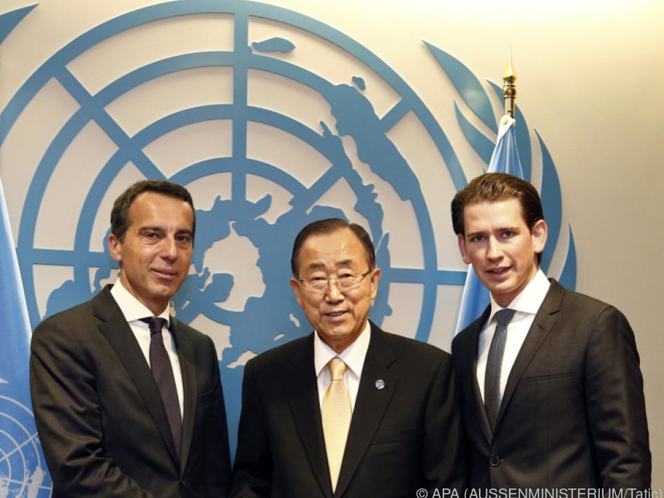 Österreich will ein Ende der Atomwaffen