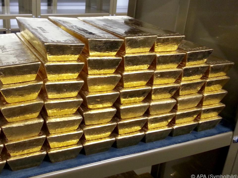 Offenbar nirgendwo ein Gold-Depot