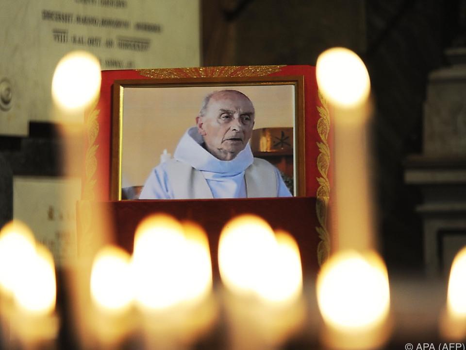 Pater Jacques Hamel ist ein Märtyrer