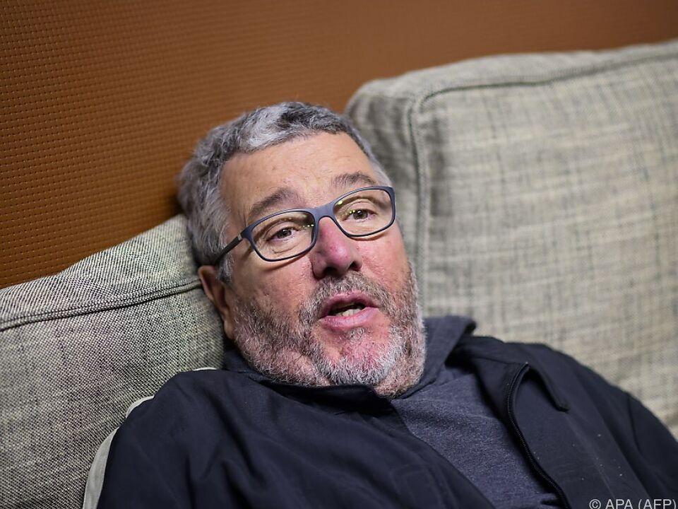 Philippe Starck fand  die Liebe seines Lebens