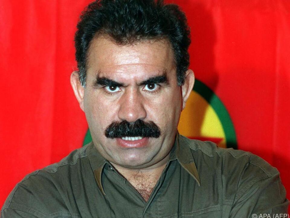 PKK-Chef Öcalan meldete sich aus seiner Haft zu Wort