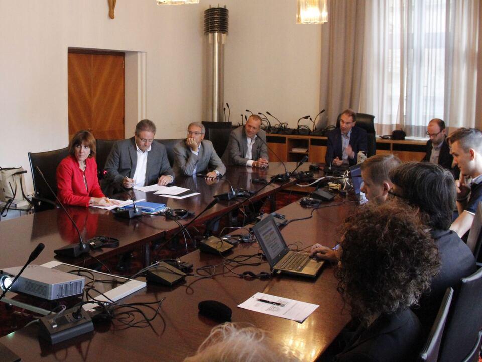 PM Ausgabenausschuss