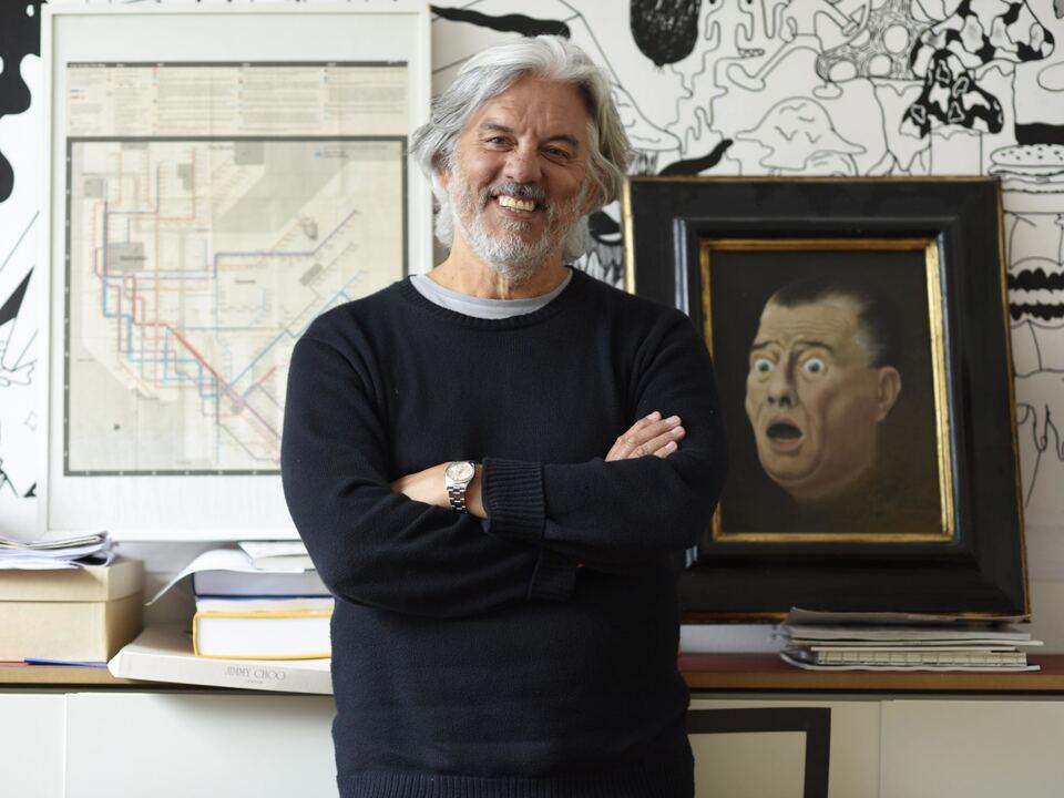 Prof Giorgio Camuffo