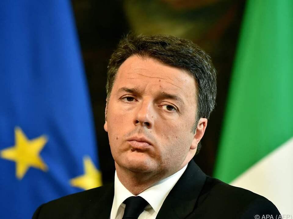Renzi will die Wirtschaft entbürokratisieren