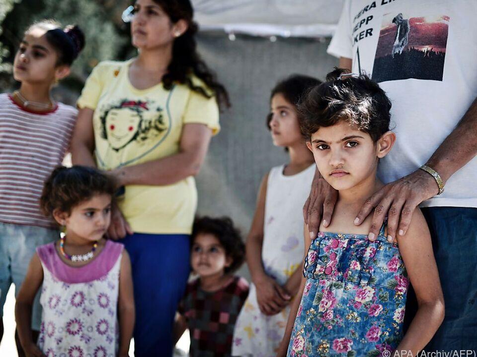 Rund 1,65 Millionen Menschen beantragten Asyl in den OECD-Ländern
