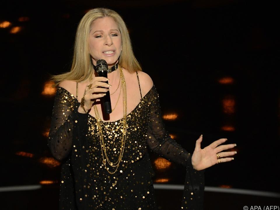 Sängerin Barbra Streisand soll die Leitung übernehmen