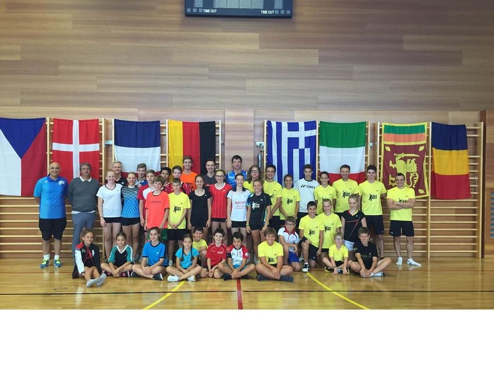 SBS Camp Jenesien - Südtirol Badminton School