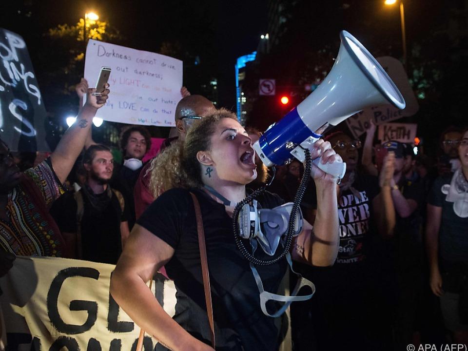 Schon seit Monaten sorgt Polizeigewalt gegen Schwarze für Proteste