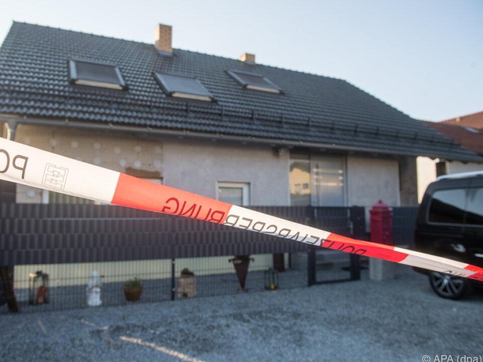 Schwangere in Einfamilienhaus attackiert