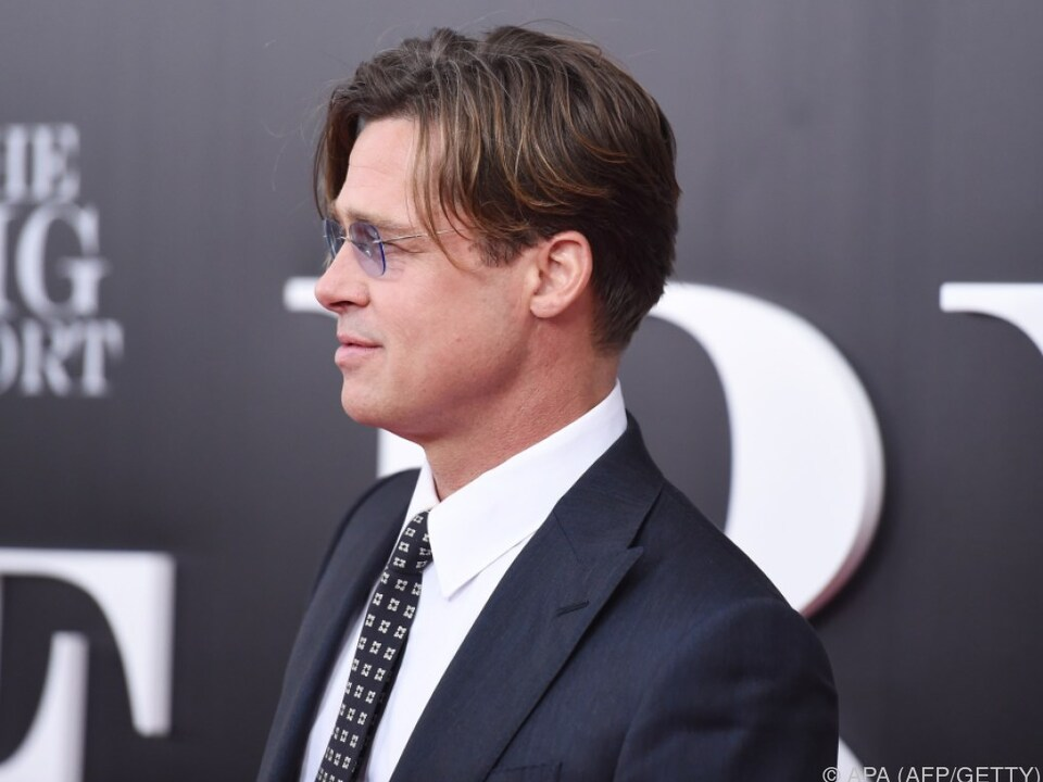 Schwere Zeiten für Brad Pitt