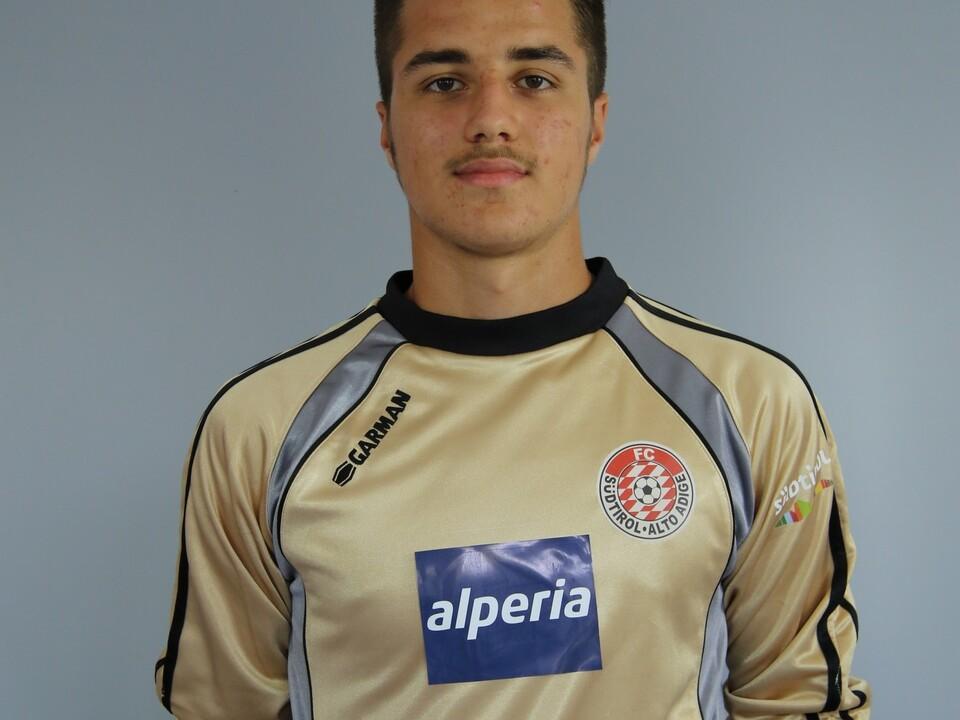 Simone Tononi under 15 FCS