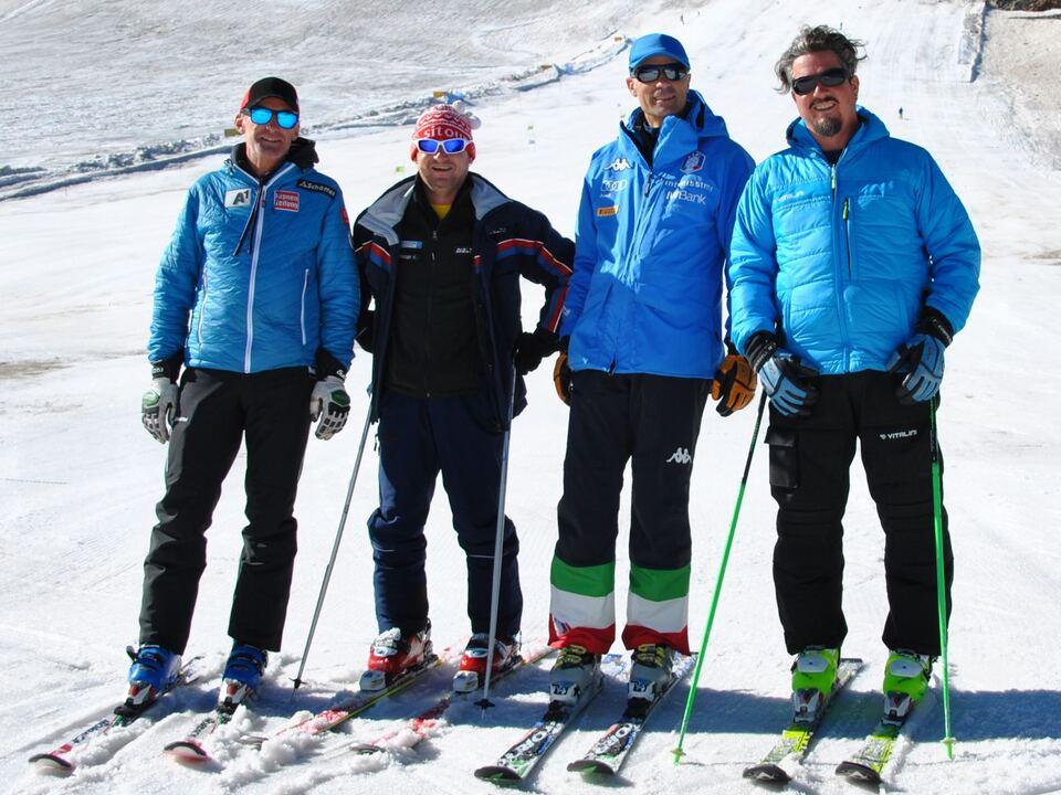 Skistart-schnalstaler gletscher-Schnalstaler Gletscherbahnen