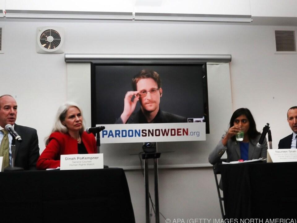 Snowden solle seine Freiheit genießen, wurde gefordert