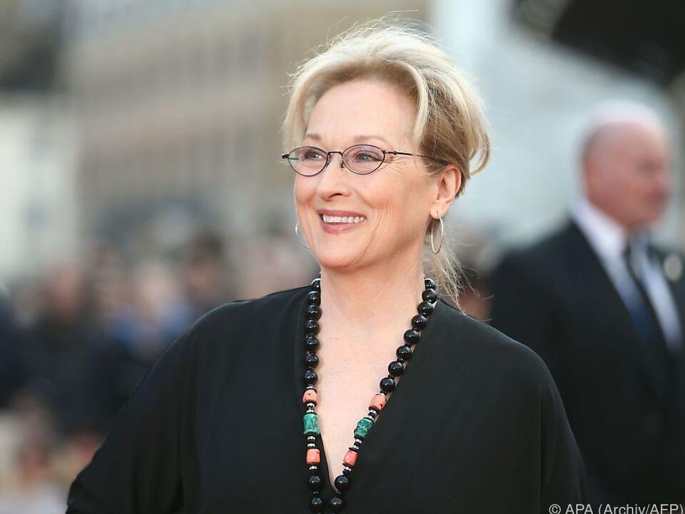 Streep soll in Mutter-Sohn-Psychodrama spielen