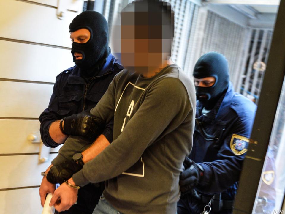 Terrorprozess in Innsbruck