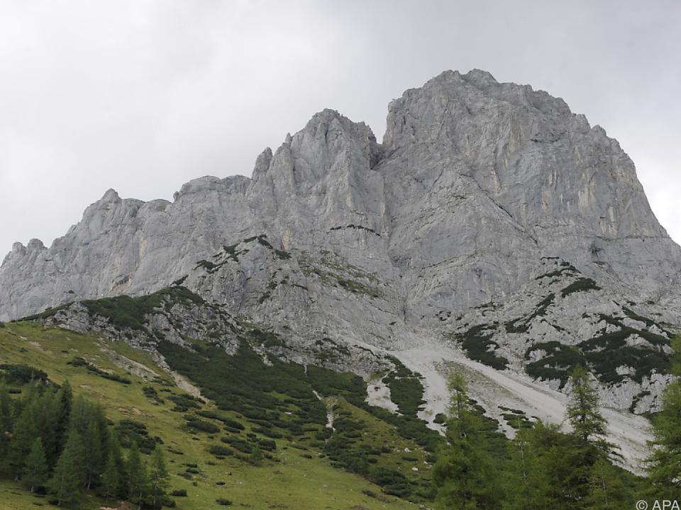 Tödlicher Alpinunfall am Dachstein
