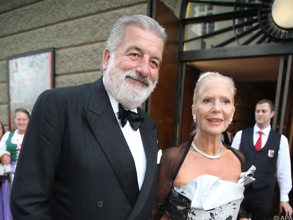Tötschinger und Hörbiger waren 32 Jahre ein Paar