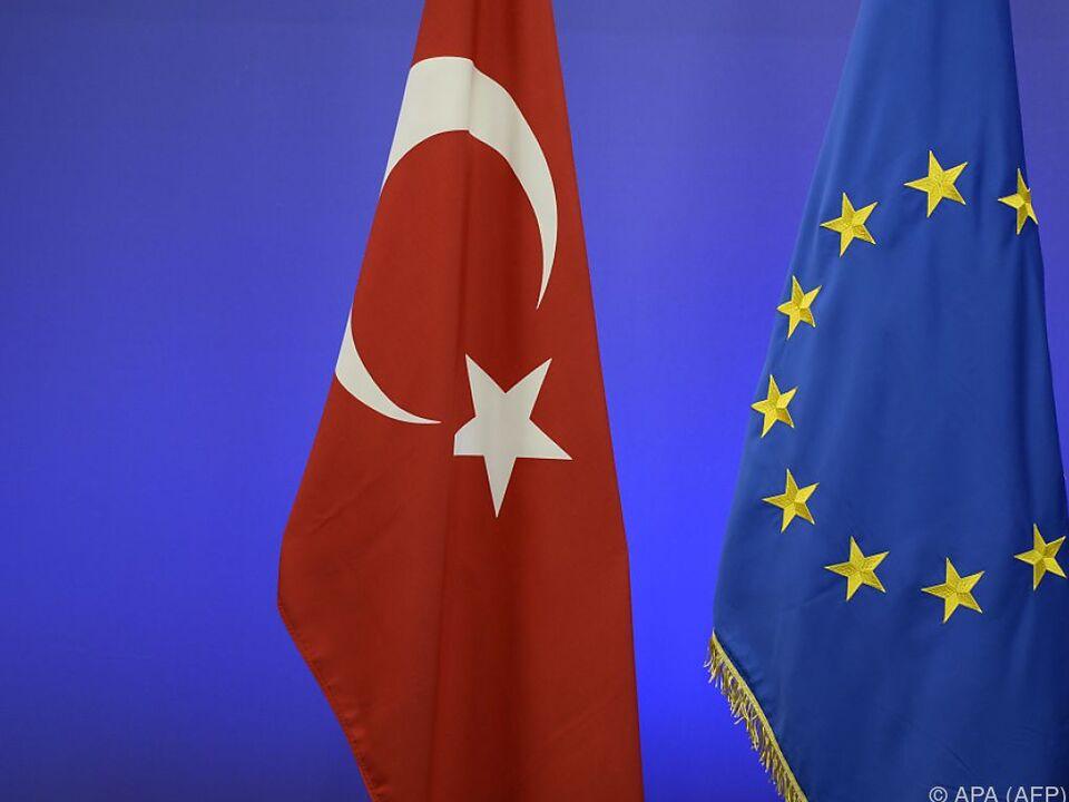 Türkei fordert von EU Zeitplan für Visafreiheit