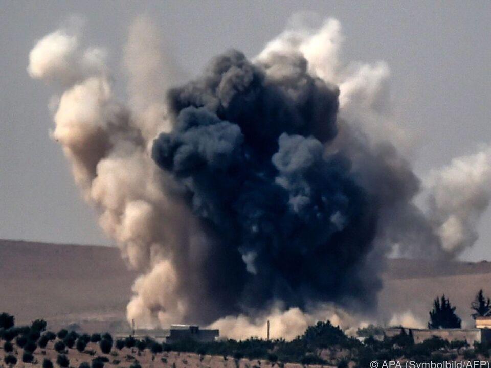 Türkei setzt Offensive in Syrien fort