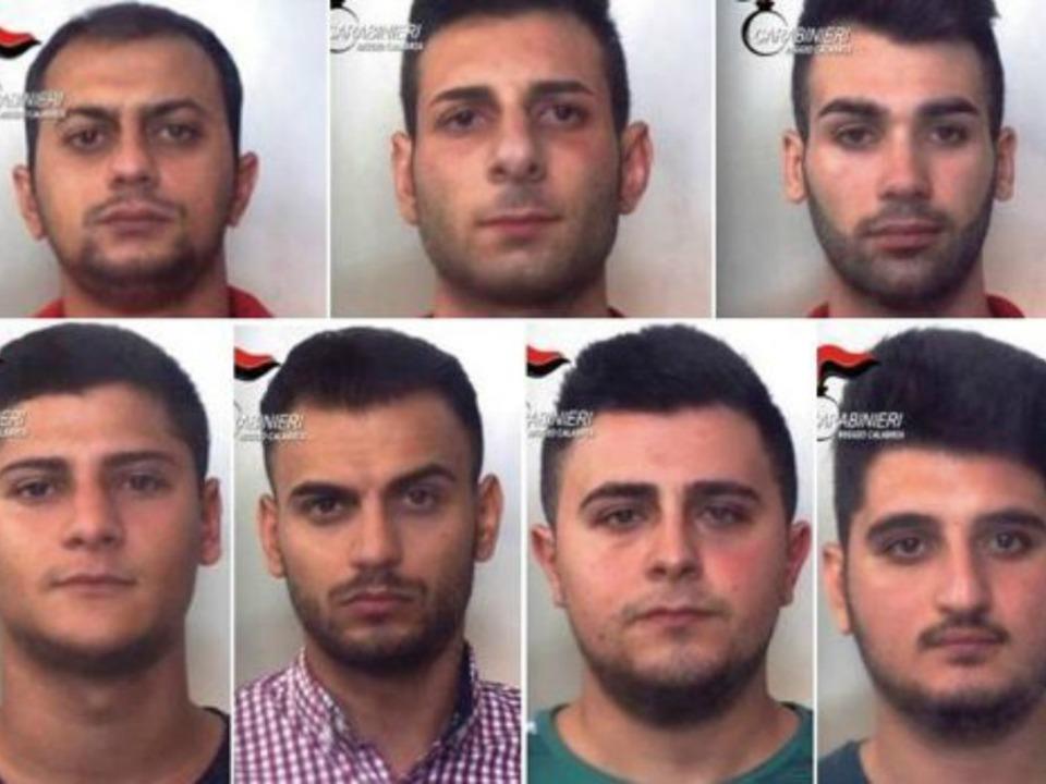 Twitter #Melito Missbrauch, Verhaftete
