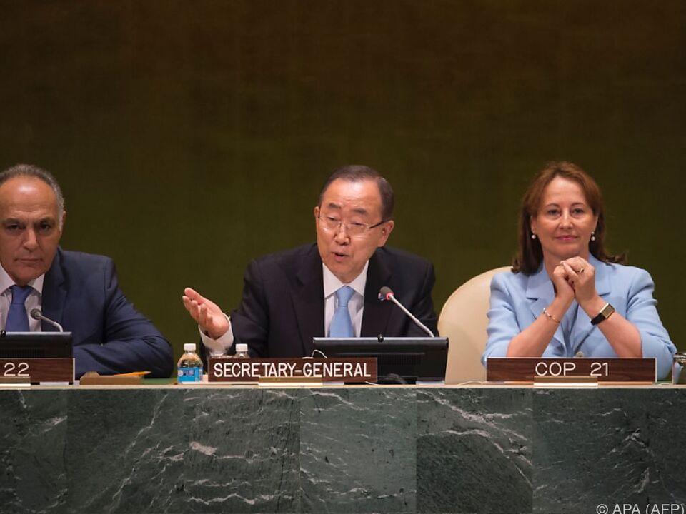 UNO-Generalsekretär Ban: \