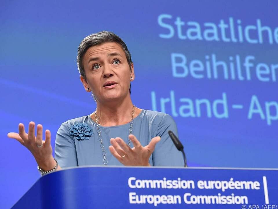 Vestager will auch andere Firmen unter die Lupe nehmen