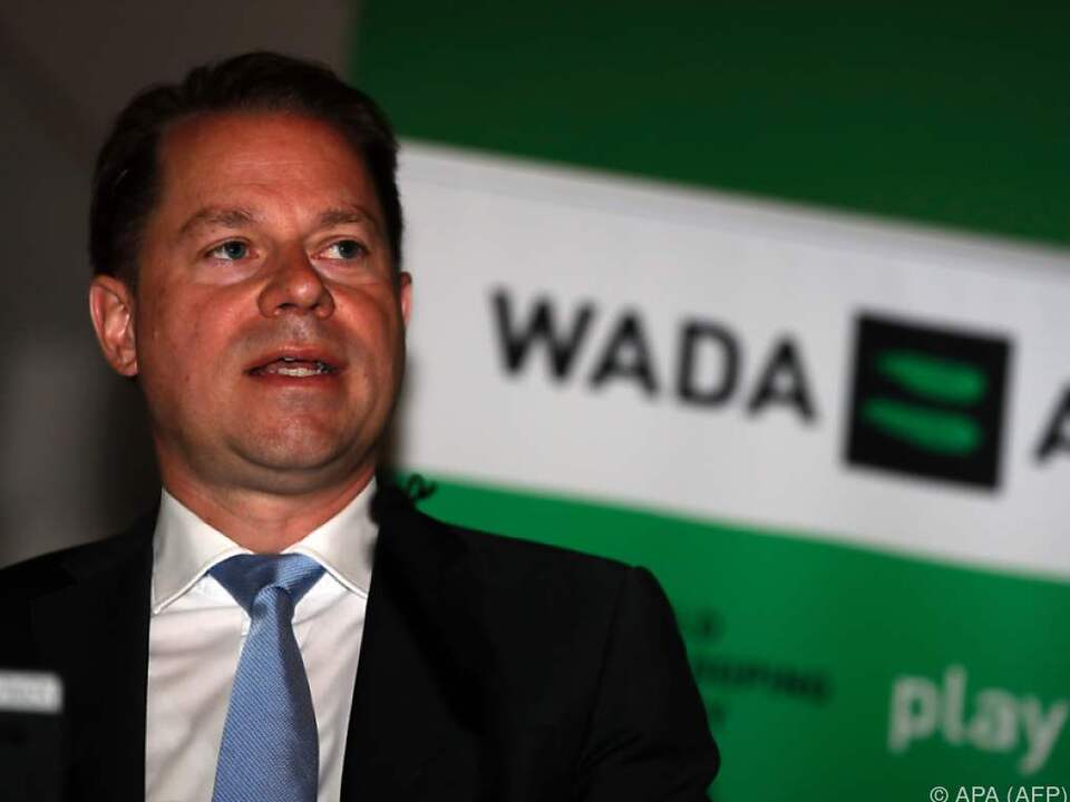 WADA-Generaldirektor Olivier Niggli: 29 Sportler betroffen