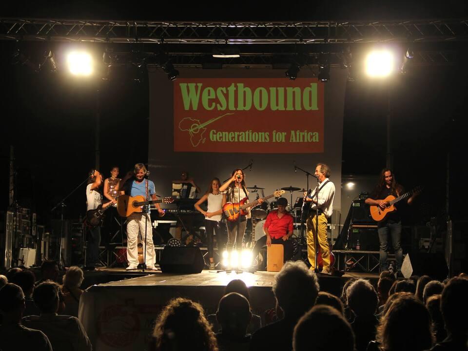 Westbound Abschlusskonzert-Peter Klotz
